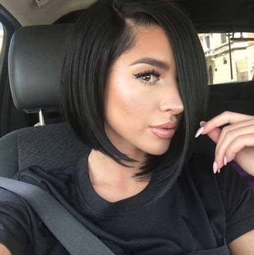 Asymmetrical Bob Haircuts-6