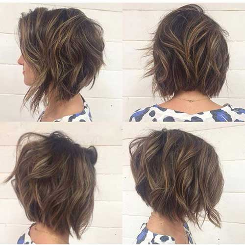 Short Haircuts for Curly Wavy Hair-6