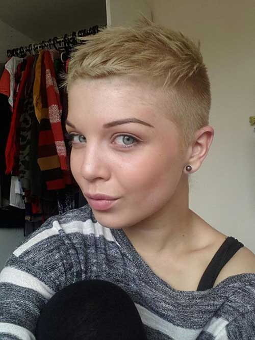Very Short Haircuts-6