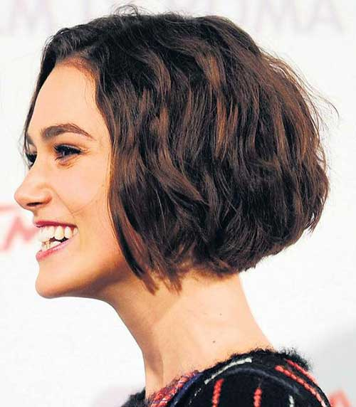 15 Keira Knightley Bob Pictures Short Hairstyles 2018
