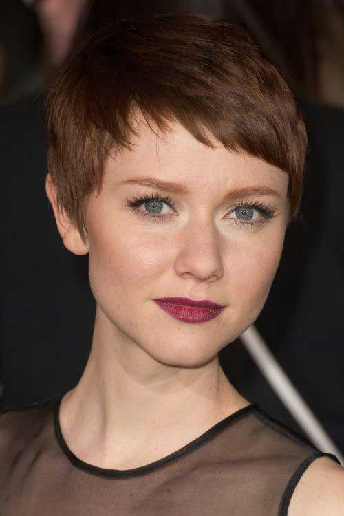 20 Pixie Cut With Bangs Short Pixie Haircuts