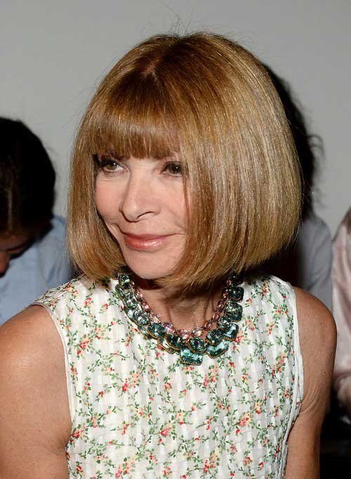 Short Haircuts for Thick Straight Hair-7