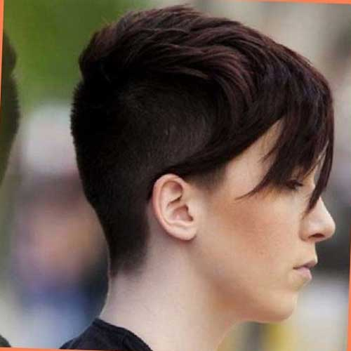 Short Haircuts for Thick Straight Hair-8