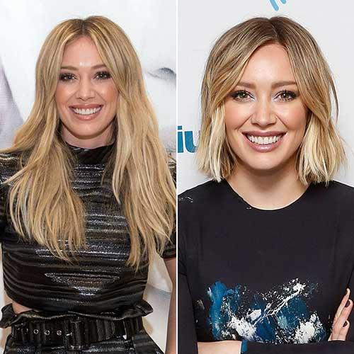 Celebrity Short Hair-9