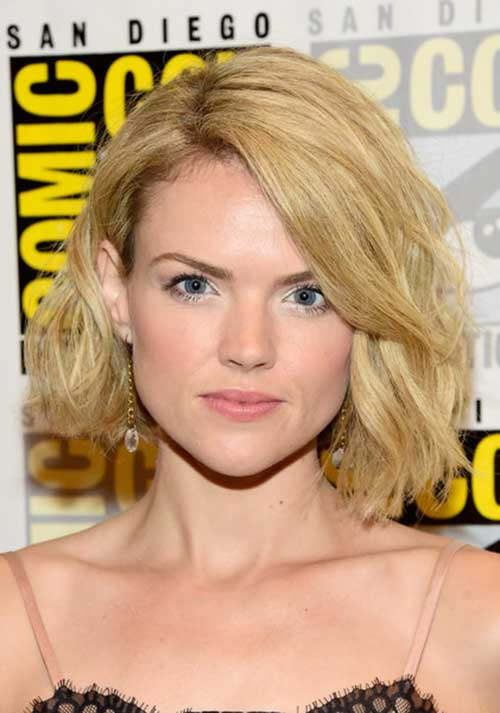 Layered Short Hair-9