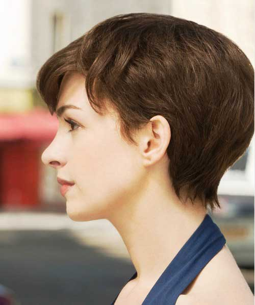 Terrific 15 Short Haircuts For Thick Straight Hair Short Hairstyles 2016 Short Hairstyles For Black Women Fulllsitofus