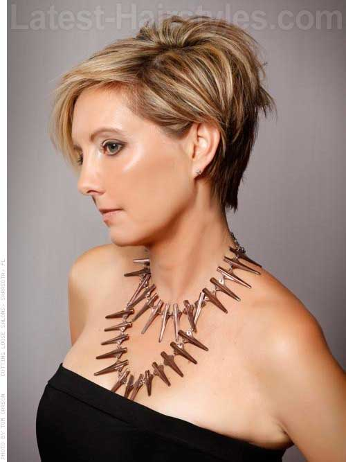 Best Short Haircuts for Women Over 50 Short Hairstyles 2016 2017