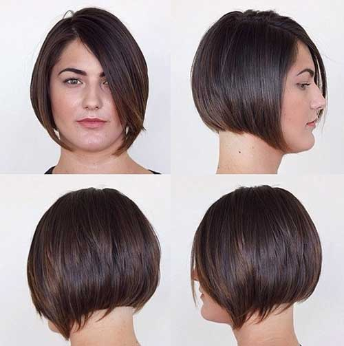 Best Female Short Haircuts 2015
