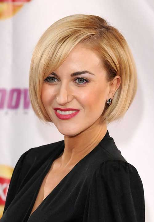 Best Female Short Haircuts Modern Bob Cut