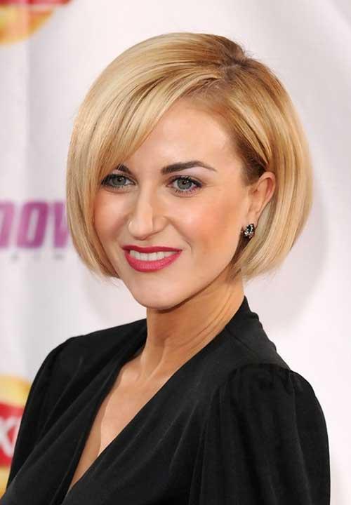 Best Female Short Haircuts Modern Bob Cut