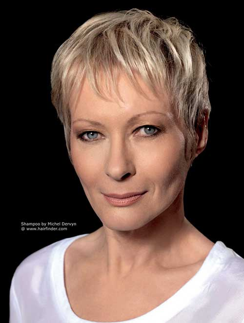 Magnificent Best Short Haircuts For Women Over 50 Short Hairstyles 2016 Hairstyle Inspiration Daily Dogsangcom