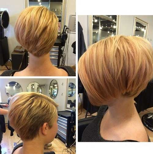 Bob Cut Short Hairstyles