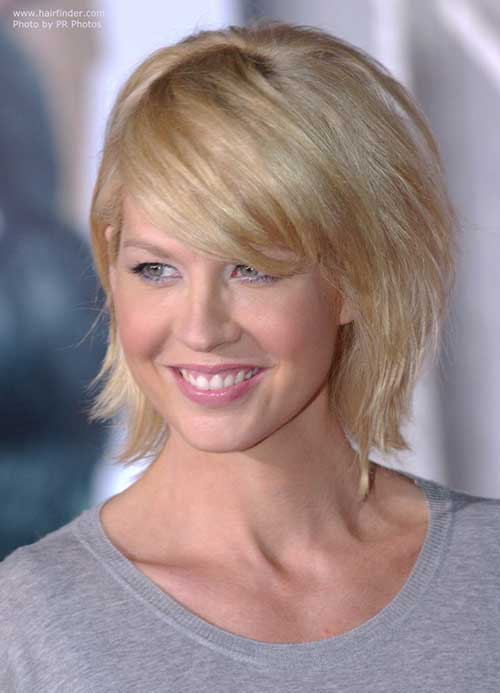 Popular Celebrity Short Hair Short Hairstyles 2016 2017
