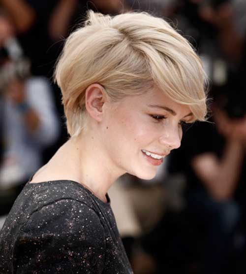 20 best short haircuts for thin hair short hairstyles 2016 cute short haircut for thin hair idea urmus Gallery