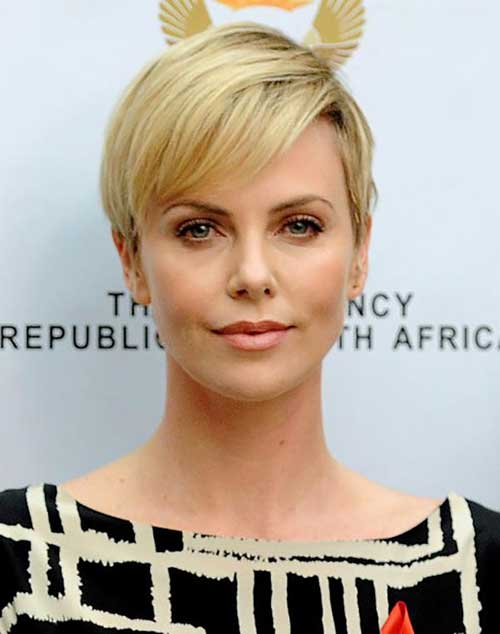 Female Short Casual Pixie Haircuts
