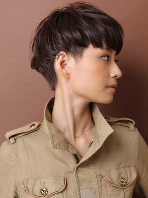 Female haircut styles