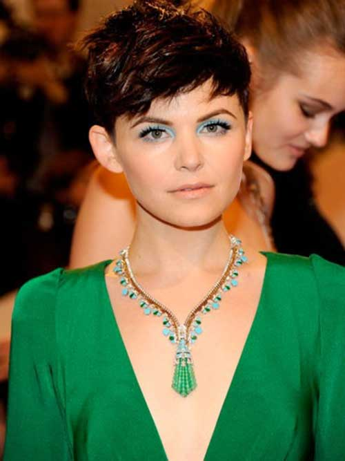 Ginnifer Goodwin Chic Pixie Hairstyles