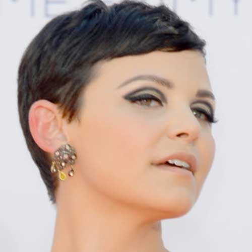 Ginnifer Goodwin Modern Pixie Hairstyles