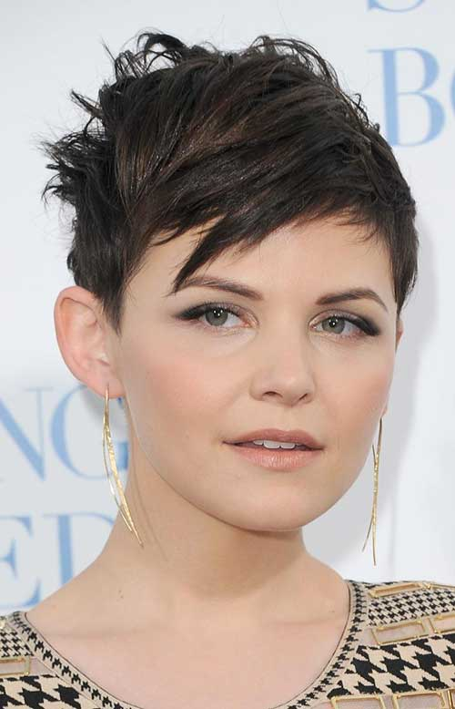 Ginnifer Goodwin Pixie Hairstyles Idea