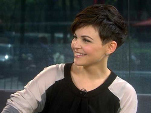 Ginnifer Goodwin Pixie Haircut Ideas
