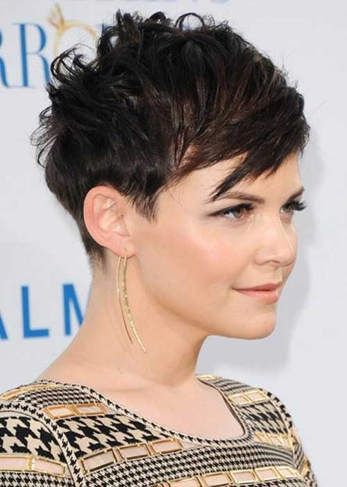 Ginnifer Goodwin Pixie Side View