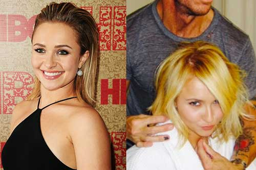 Hayden Panettiere Cute Bob Hair