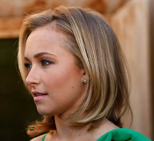 Pleasing 15 Best Hayden Panettiere Bob Haircuts Short Hairstyles 2016 Hairstyle Inspiration Daily Dogsangcom