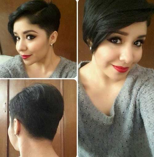 Images Short Pixie Haircuts 2015