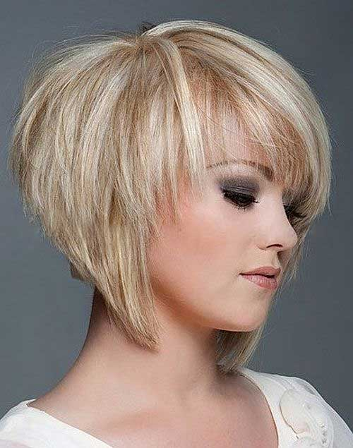 Images for Short Blonde Haircuts