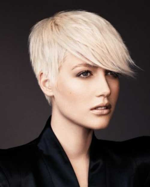 Images for Straight Blonde Pixie Cuts