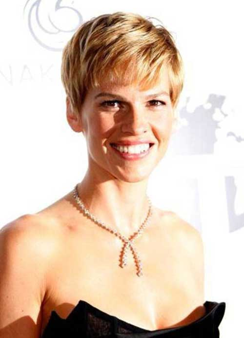 Images for Straight Pixie Hair Cut