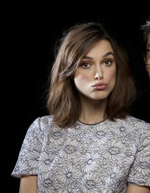 15 Keira Knightley Bob Pictures Short Hairstyles 2017
