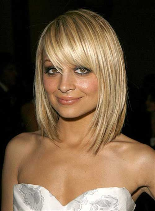 Nicole Richie Cute Bob Cuts