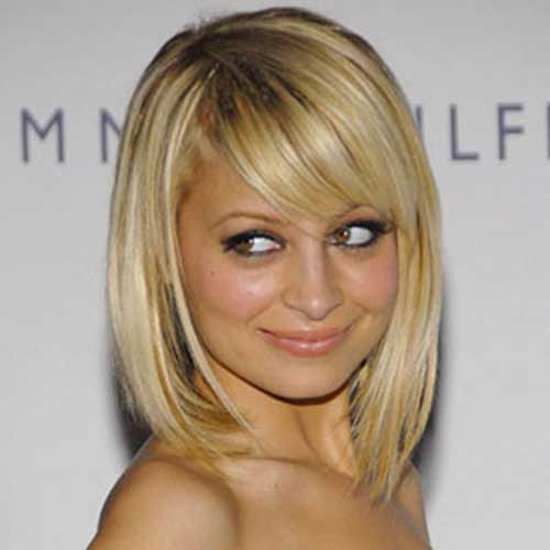Nicole Richie Medium Bob Haircuts
