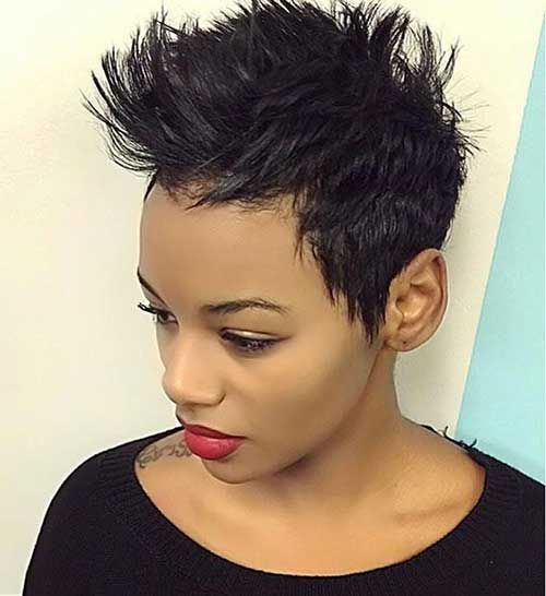 20 Pixie Cut For Black Women