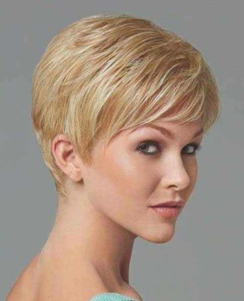 20 Best Short Haircuts for Thin Hair | Short Hairstyles 2017 ...