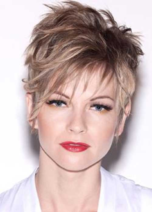 15 Shaggy Pixie Cuts Short Hairstyles 2016 2017