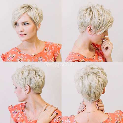 15 Shaggy Pixie Cuts Short Hairstyles 2017 2018 Most Popular