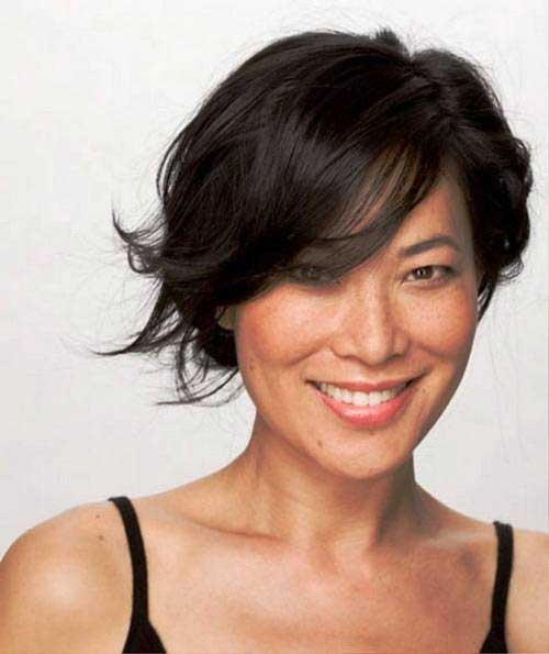 Short Asian Hair Cuts 2014 Trends