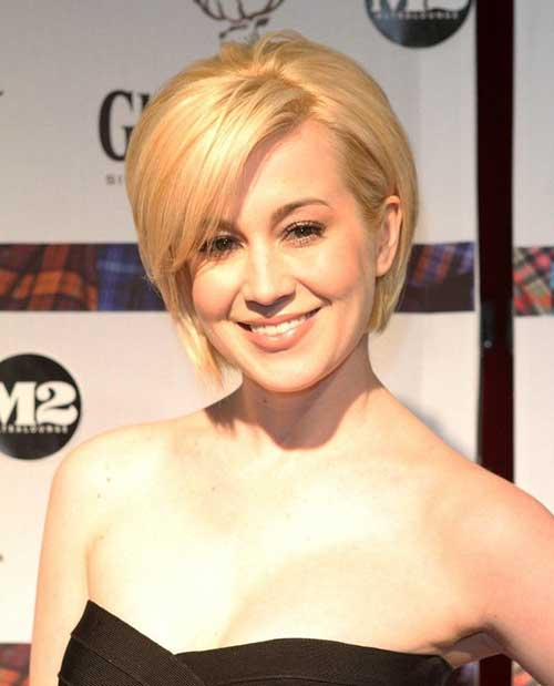 Short Blonde Pixie Haircuts for Thin Hair