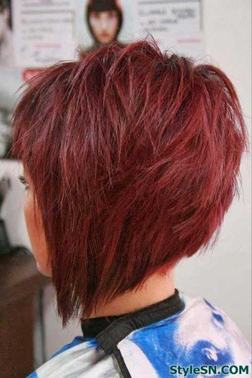 Short Bob Cut 2014 Trends