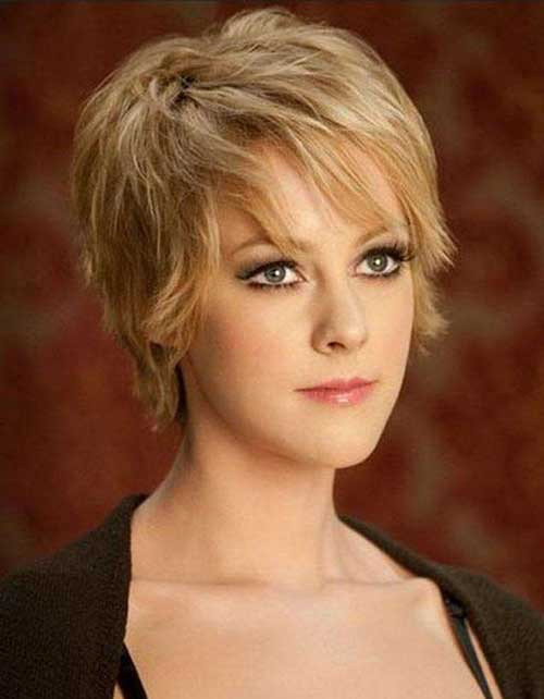 Short Casual Pixie Haircuts for Thin Hair