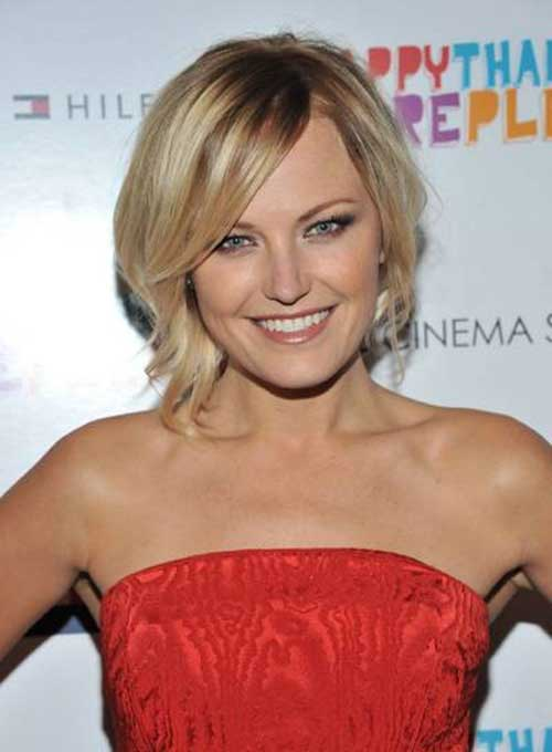 Short Celebrity Hair Ideas Trends 2014