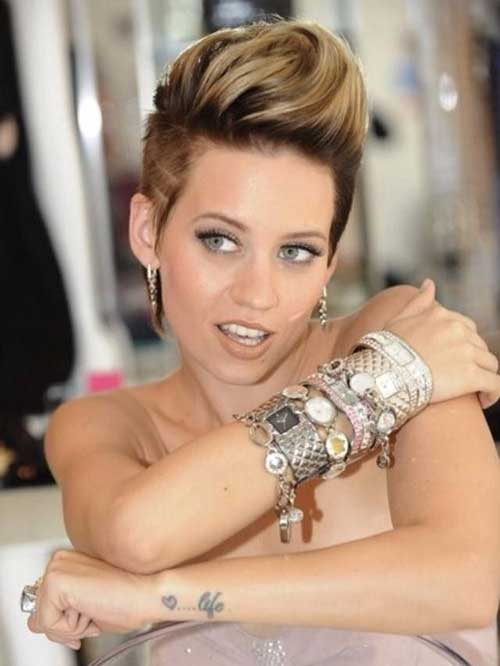 Short Hair Ideas 2014 Trends