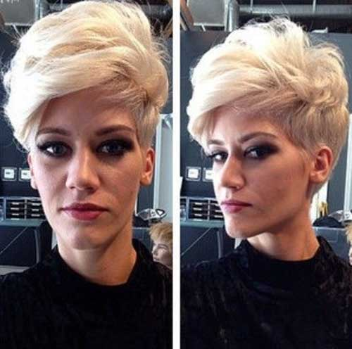 Short Hair Pixie Hairstyles