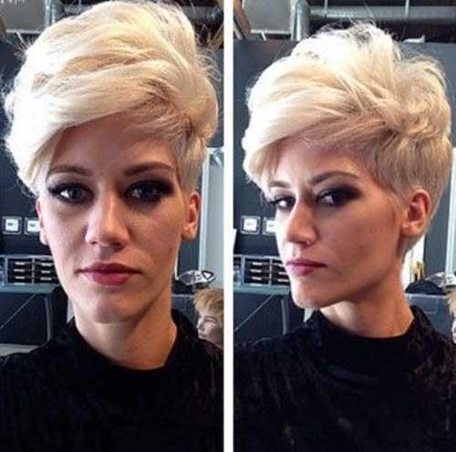 Short Hair Pixie Hairstyles