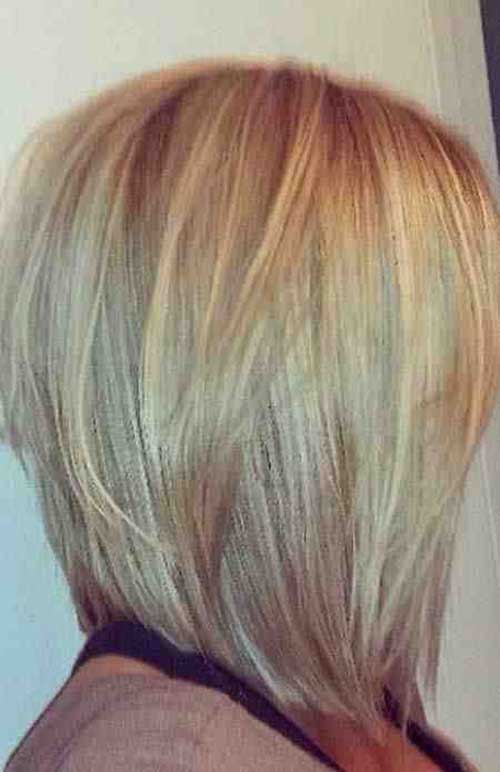 15 Short Shoulder Length Haircuts | Short Hairstyles 2016 - 2017 ...