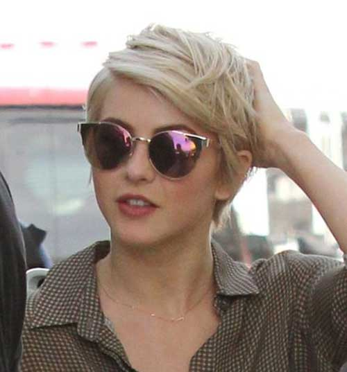 Best Short Hair Trends 2014