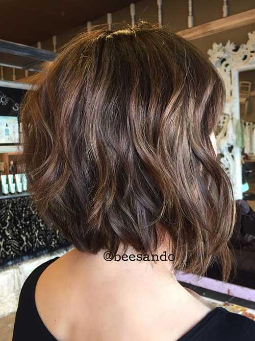 Short Hair Wavy