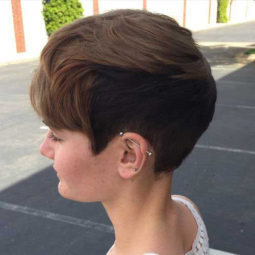 Short Haircut Styles Thick Hair Best Short Hair Styles